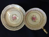 Aynsley cup & saucer 'Savoy